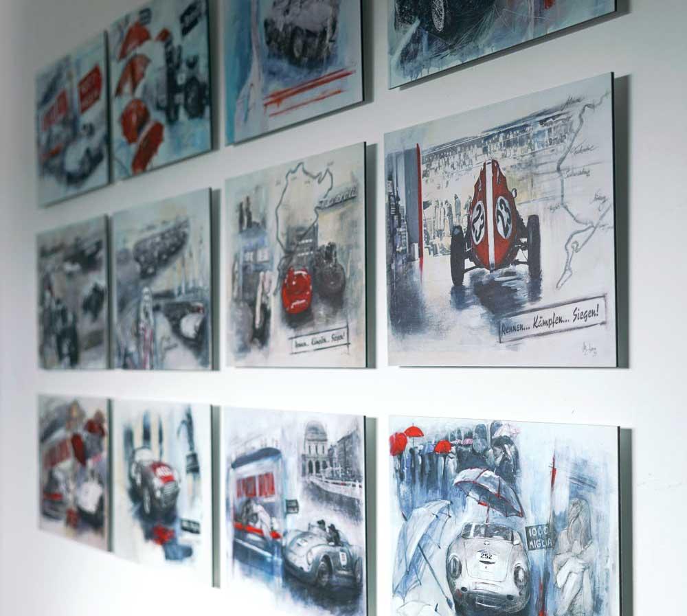 Easy Art Edition - FineartPrint auf Alu-Dibond